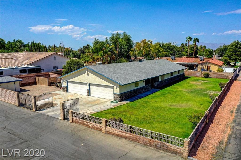4335 Pearl Street Property Photo - Las Vegas, NV real estate listing