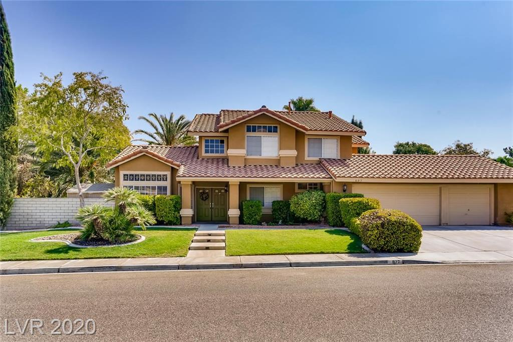 827 Red Hollow Drive Property Photo - North Las Vegas, NV real estate listing