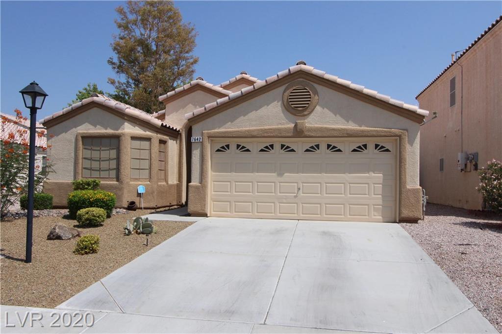 7642 Plunging Falls Drive Property Photo - Las Vegas, NV real estate listing