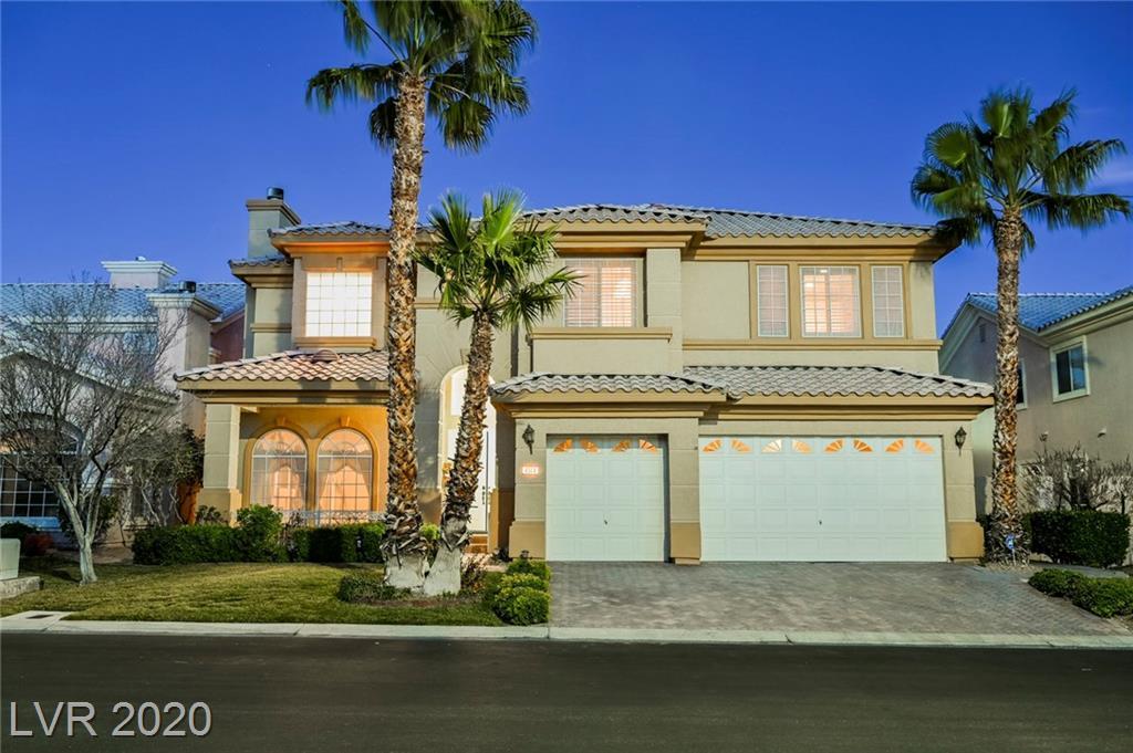 4644 Stuttgart Street Property Photo - Las Vegas, NV real estate listing