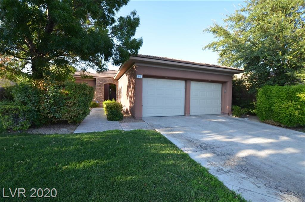 96 Emerald Dunes Circle Property Photo - Henderson, NV real estate listing