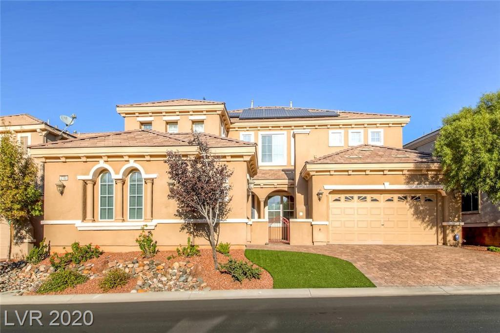 2760 KILDRUMMIE Street Property Photo - Henderson, NV real estate listing