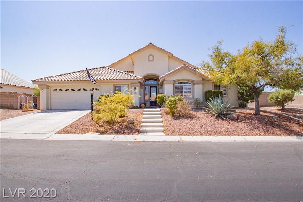 6805 Ancestral Hills Lane Property Photo - Las Vegas, NV real estate listing