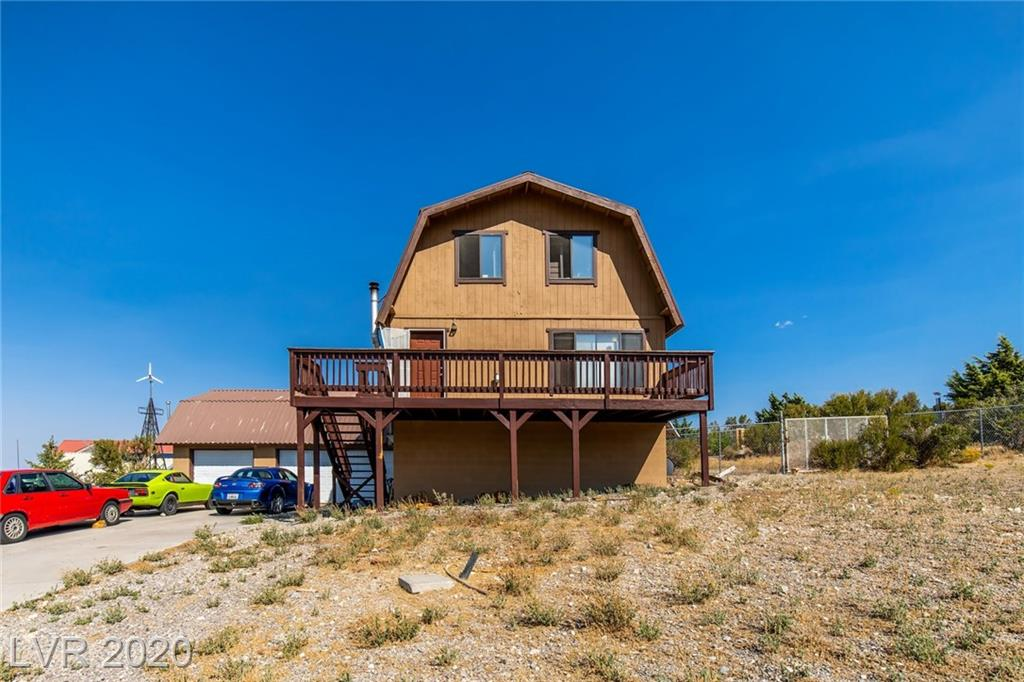 45 Camp Bonanza Road Property Photo - Cold Creek, NV real estate listing