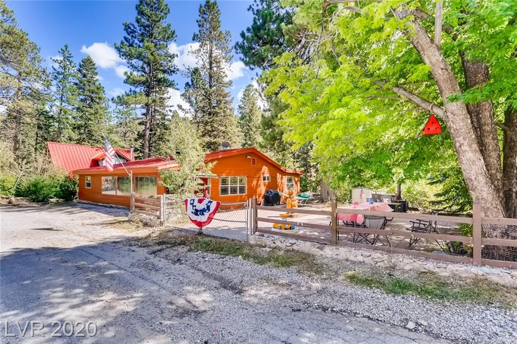 4557 Yellow Pine Avenue Property Photo - Mount Charleston, NV real estate listing