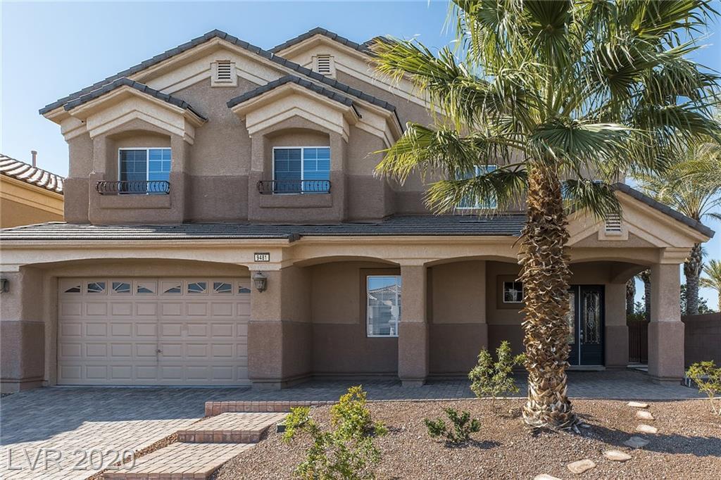 9481 Kickapoo Avenue Property Photo - Las Vegas, NV real estate listing