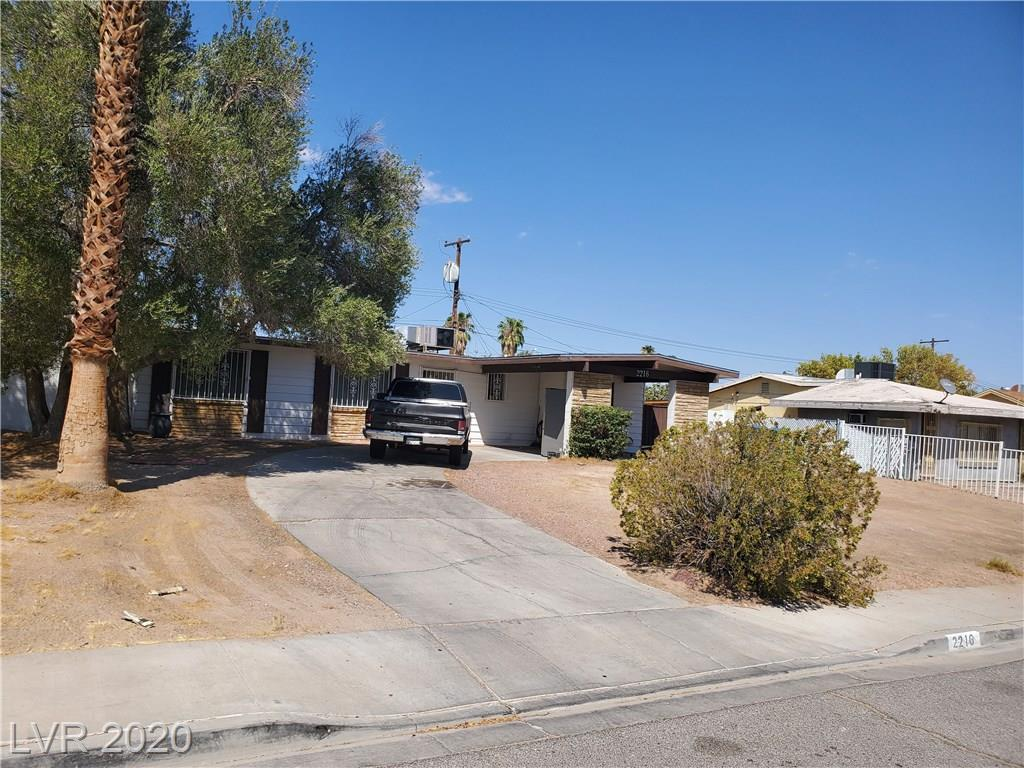 2216 Capistrano Avenue Property Photo - Las Vegas, NV real estate listing