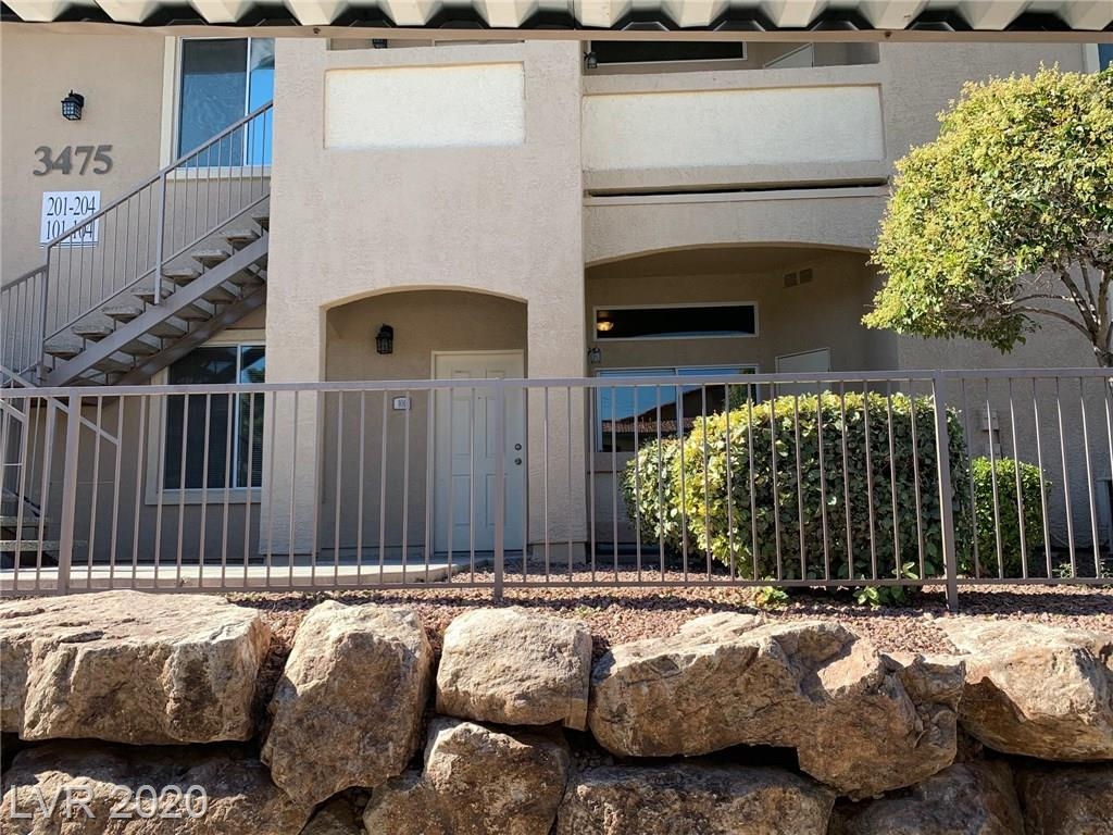 3475 Cactus Shadow Street #101 Property Photo