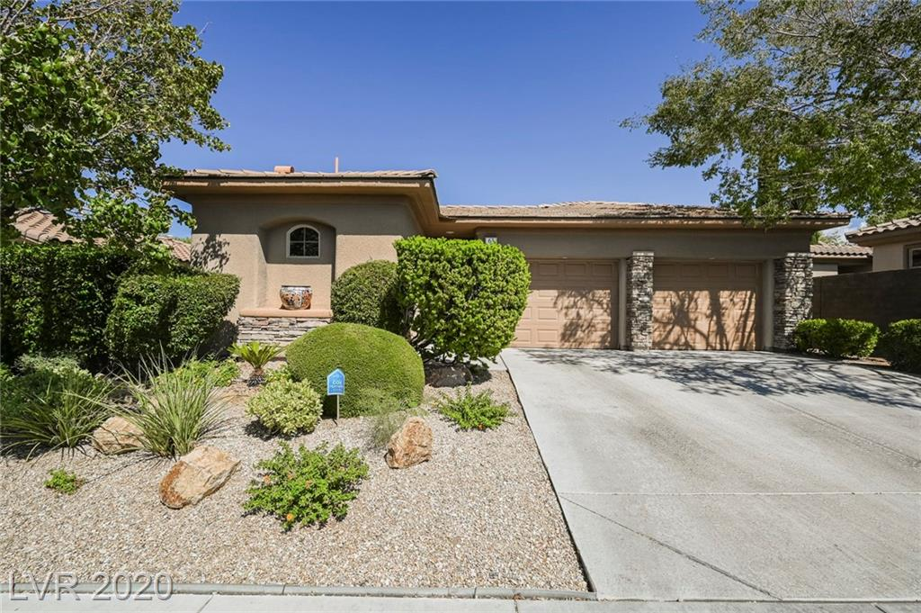 63 EMERALD DUNES Circle Property Photo - Henderson, NV real estate listing