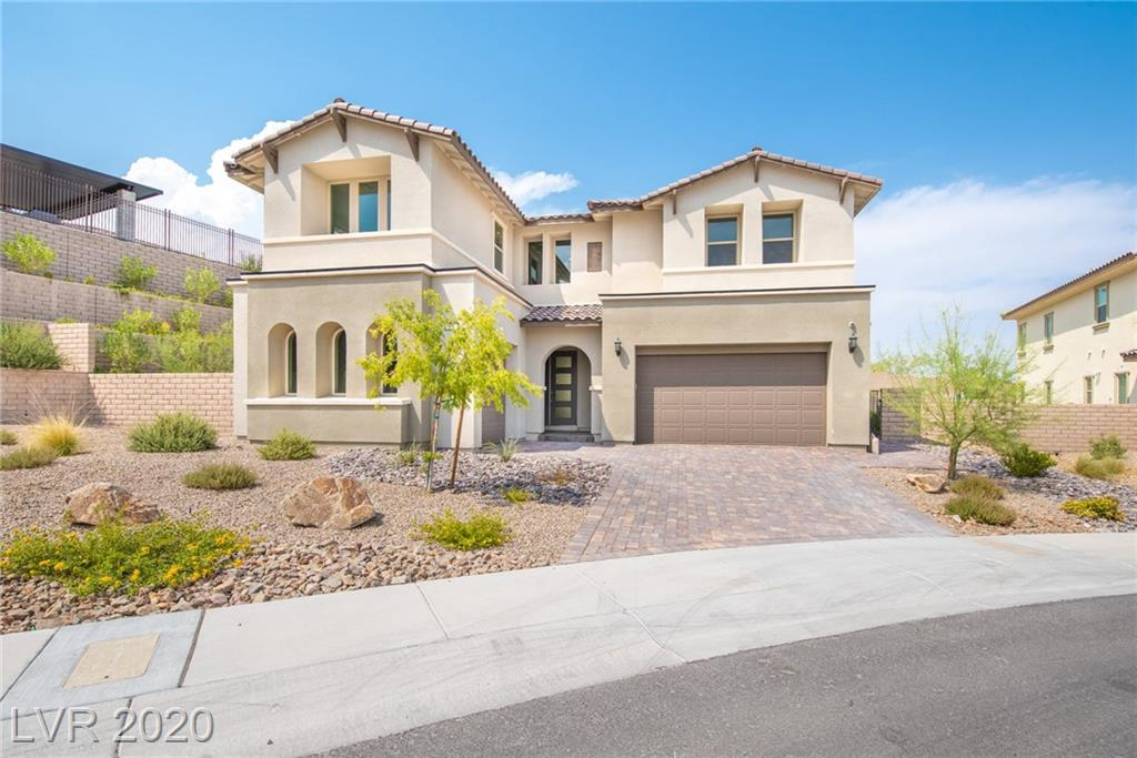 55 Coloratura Street Property Photo - Las Vegas, NV real estate listing