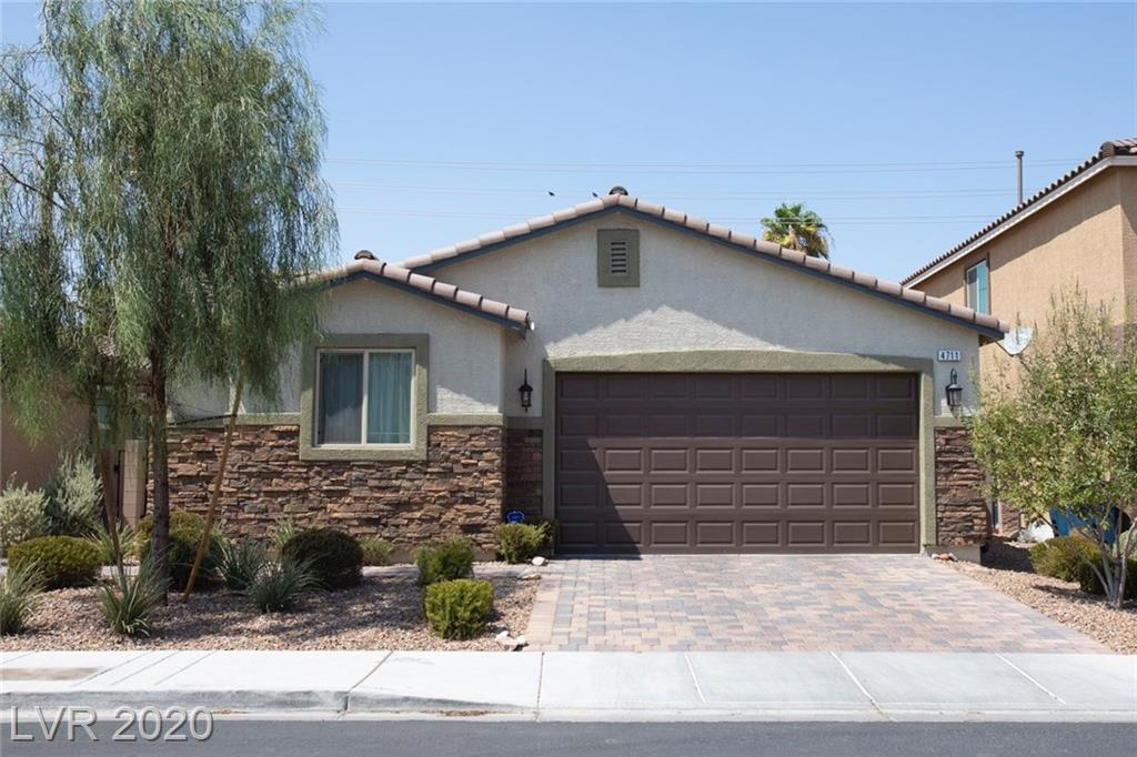 4711 High Anchor Street Property Photo - Las Vegas, NV real estate listing