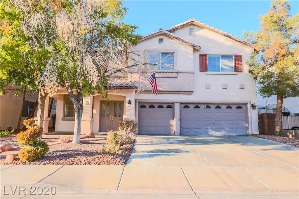 1318 Bayleaf Terrace Avenue Property Photo - Henderson, NV real estate listing
