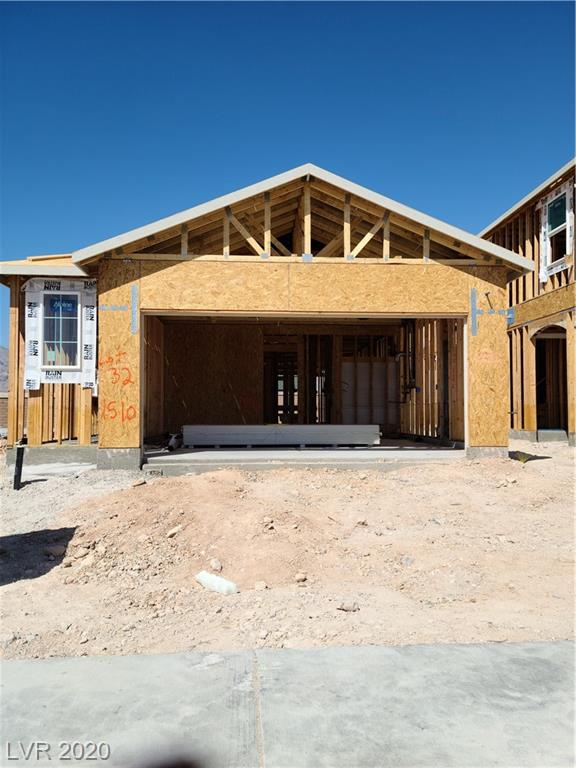 1510 Wild Grain Avenue Property Photo - North Las Vegas, NV real estate listing