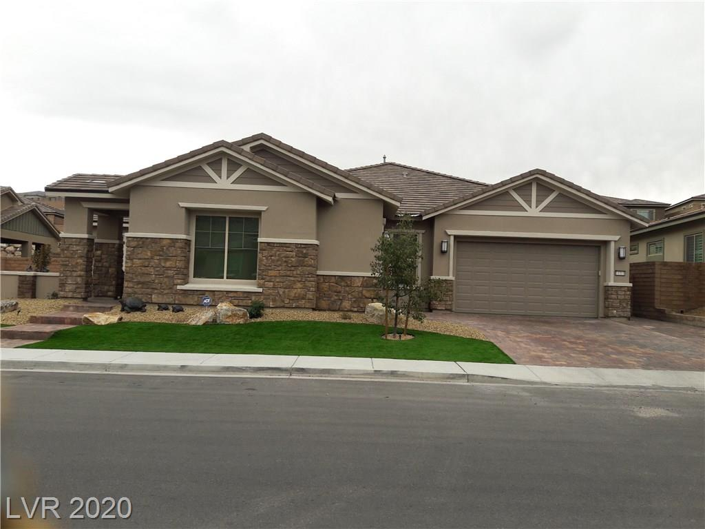 11111 Luna Blanca Drive Property Photo - Las Vegas, NV real estate listing