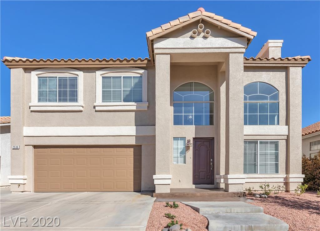 2536 Furnace Creek Avenue Property Photo - Henderson, NV real estate listing