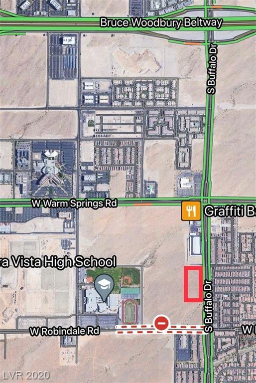 S Buffalo Dr Property Photo - Las Vegas, NV real estate listing