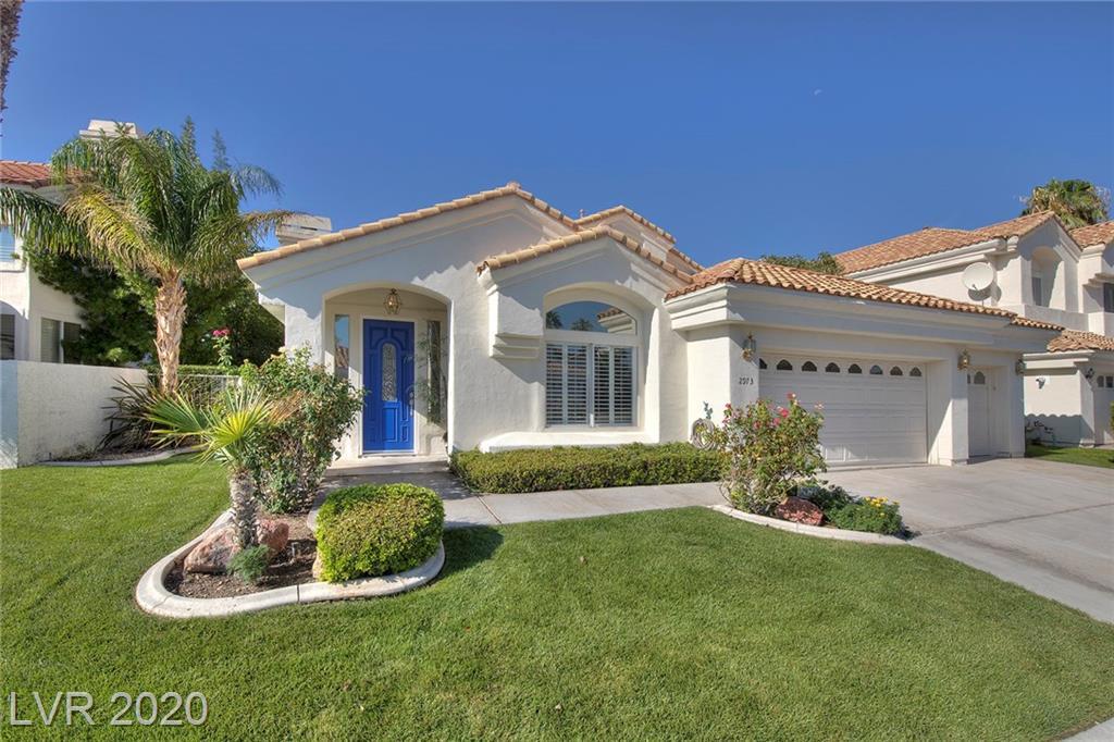 2973 Harbor Cove Drive Property Photo - Las Vegas, NV real estate listing