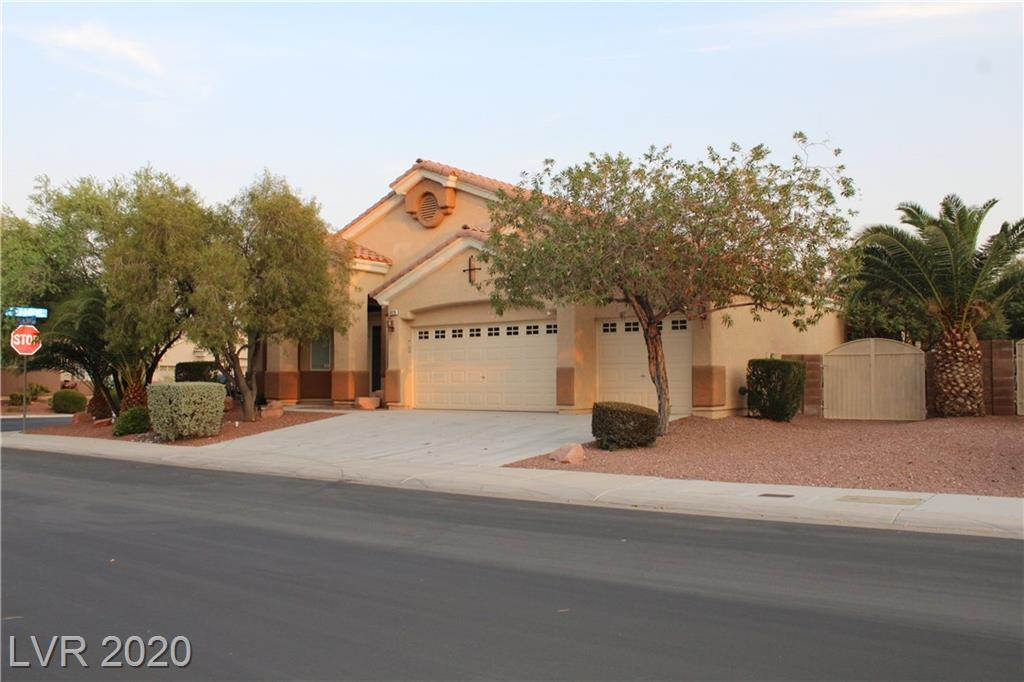 3015 Tanna Dove Court Property Photo - North Las Vegas, NV real estate listing