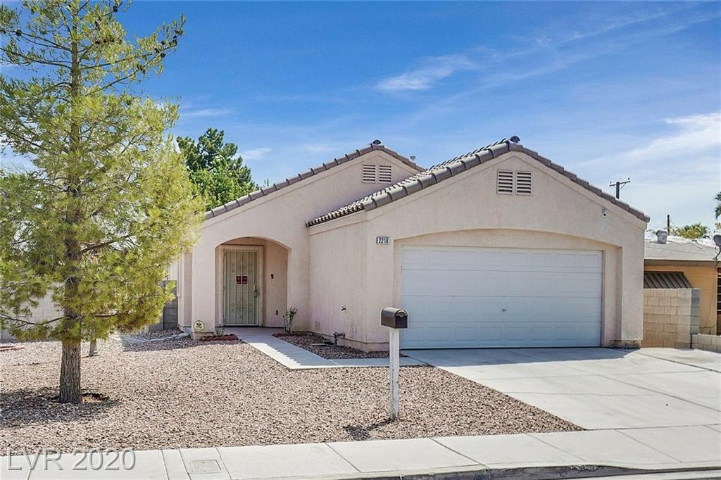 2216 Carroll Street Property Photo - North Las Vegas, NV real estate listing