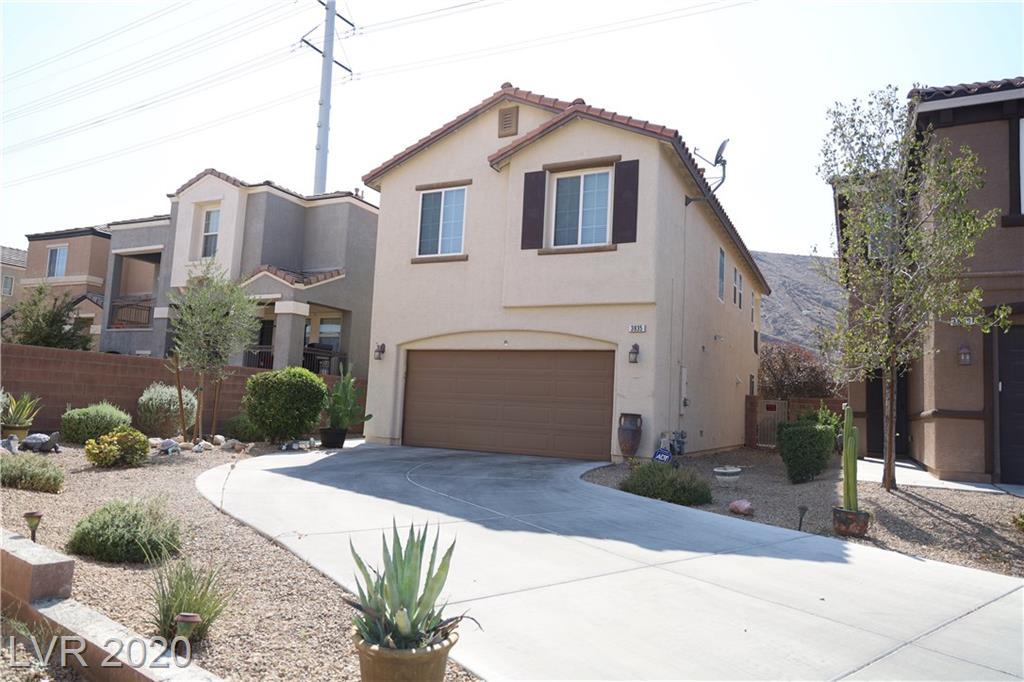 3835 Zodiacal Light Street Property Photo - Las Vegas, NV real estate listing