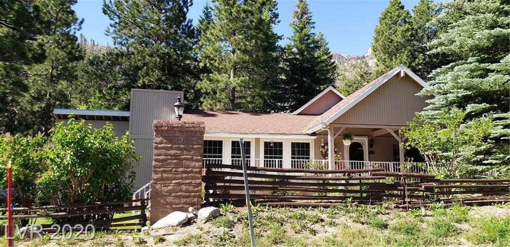 4063 Zugspitz Way Property Photo - Mount Charleston, NV real estate listing