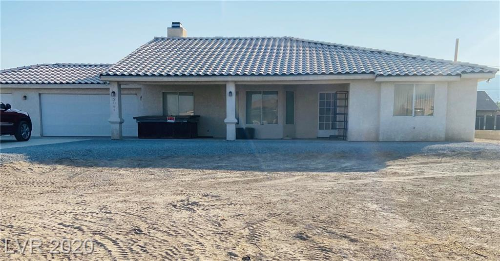 2341 S Xenia Avenue Property Photo - Pahrump, NV real estate listing
