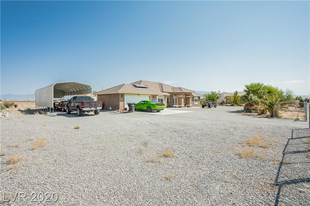 1920 Silver Street Property Photo - Pahrump, NV real estate listing