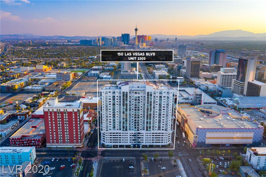 150 Las Vegas Boulevard #2303 Property Photo