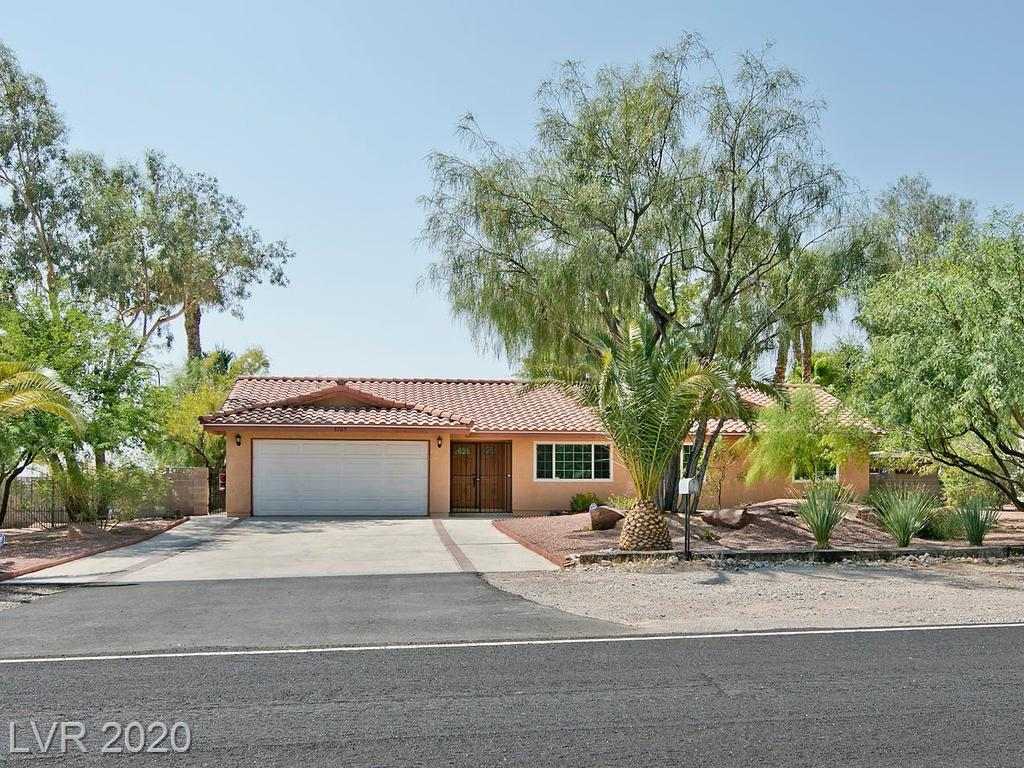 8765 Hammer Lane Property Photo - Las Vegas, NV real estate listing