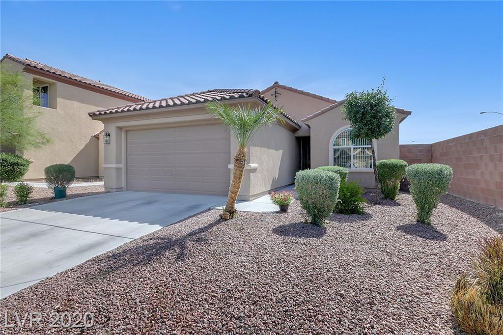 6446 Button Quail Street Property Photo - North Las Vegas, NV real estate listing