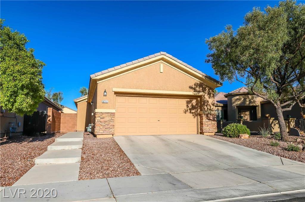 6712 Scavenger Hunt St Street Property Photo - North Las Vegas, NV real estate listing