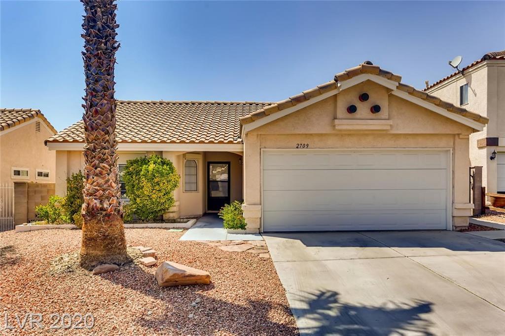 2709 Snow Cap Circle Property Photo - Las Vegas, NV real estate listing