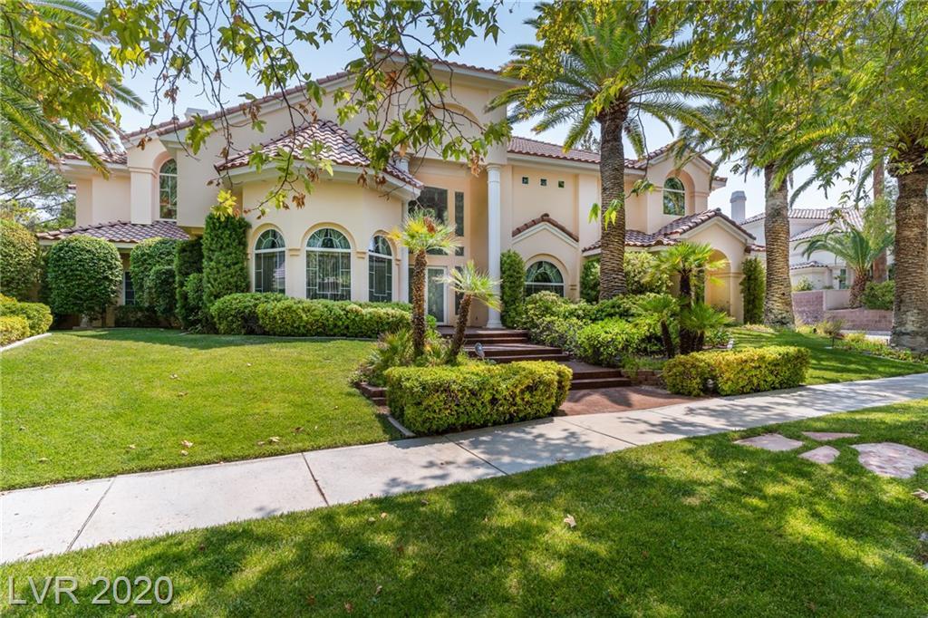 9109 Eagle Hills Drive Property Photo - Las Vegas, NV real estate listing