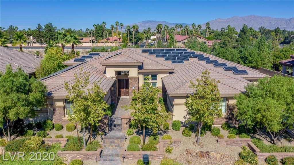 8050 Palm Cove Court Property Photo - Las Vegas, NV real estate listing