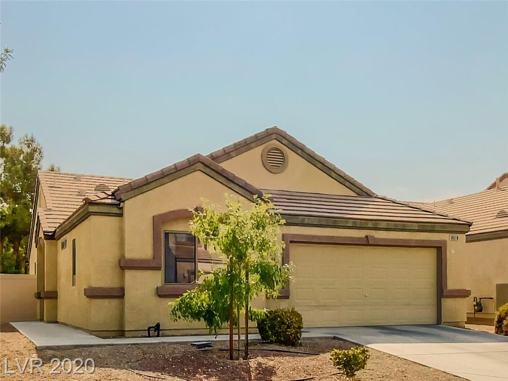 6510 Bismark Hills Street Property Photo - North Las Vegas, NV real estate listing