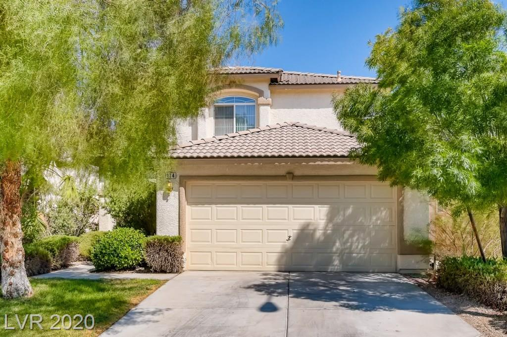 7114 Hedgemaple Court Property Photo - Las Vegas, NV real estate listing