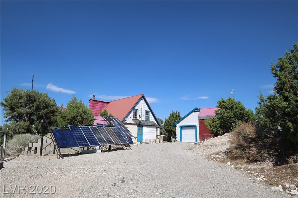 154 Oak Trail Circle Property Photo - Cold Creek, NV real estate listing