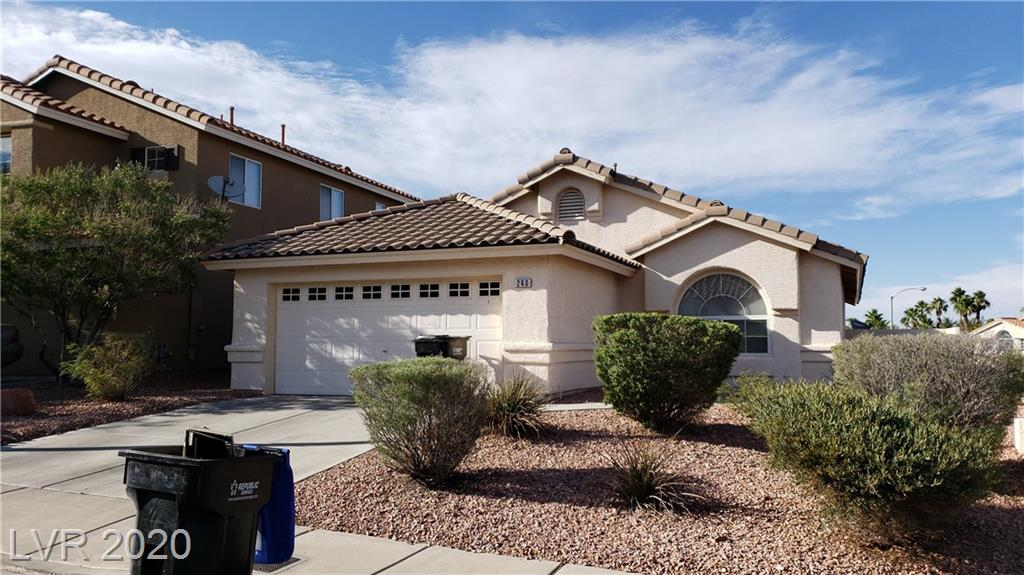 260 REDWING VILLAGE Court Property Photo - Henderson, NV real estate listing