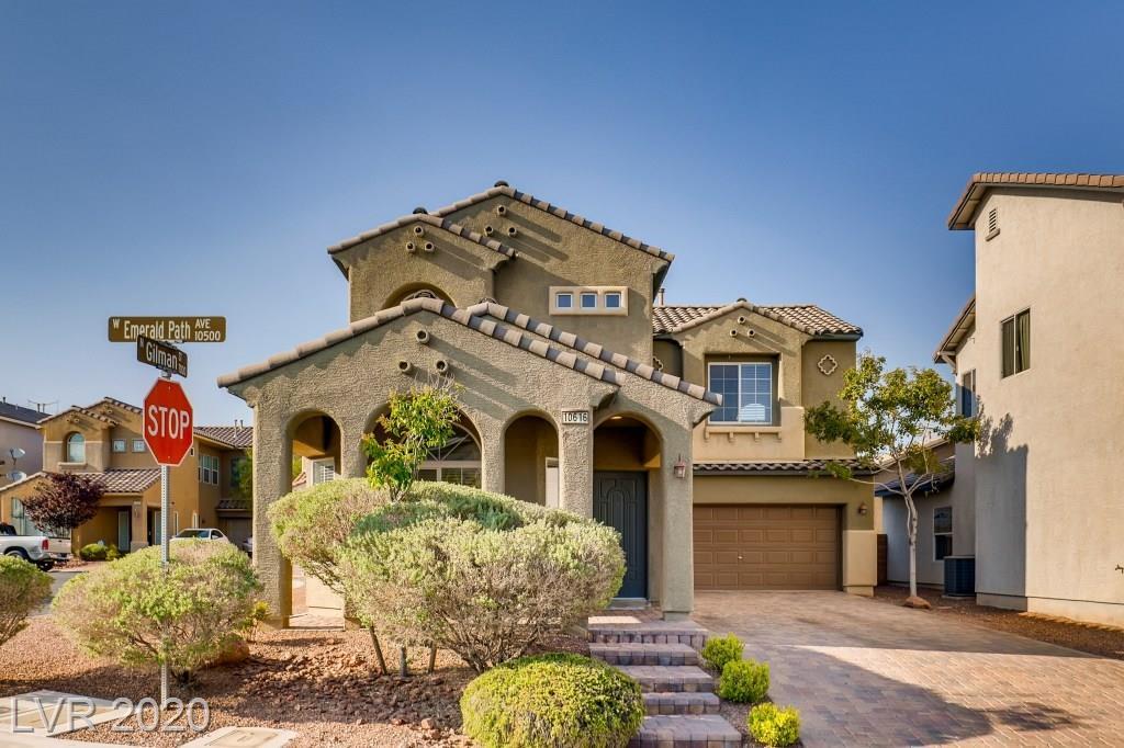 10616 Emerald Path Avenue Property Photo - Las Vegas, NV real estate listing