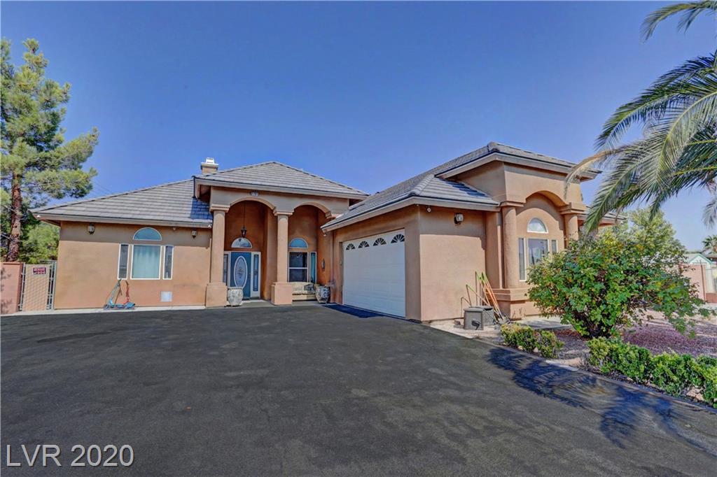 2701 S Margarita Avenue Property Photo - Pahrump, NV real estate listing