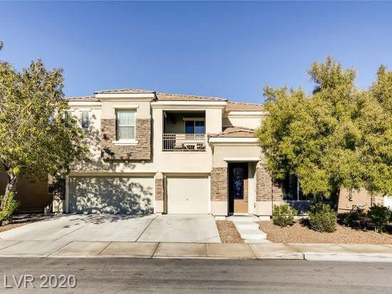 609 Doubleshot Lane Property Photo - Henderson, NV real estate listing