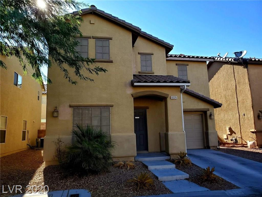 8329 Transvaal Blue Street Property Photo - Las Vegas, NV real estate listing