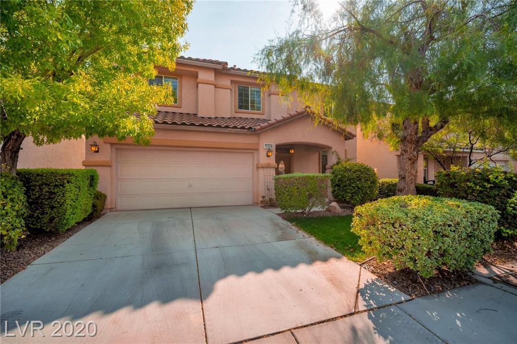 11174 Varedo Court Property Photo - Las Vegas, NV real estate listing