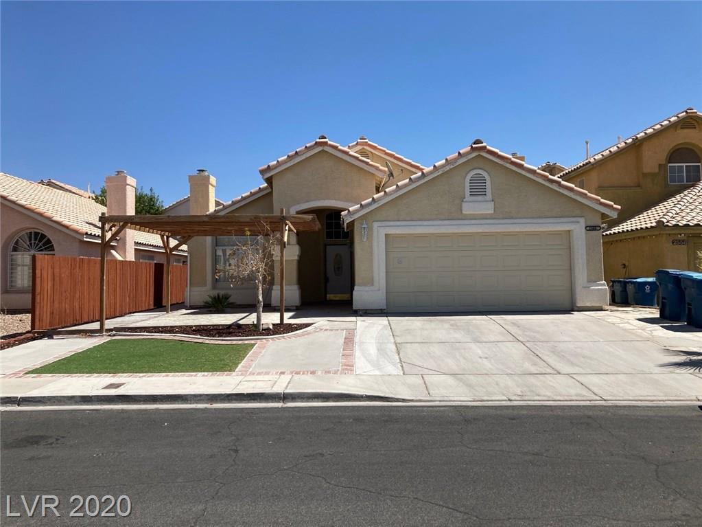 2568 Windy Leaf Drive Property Photo - Las Vegas, NV real estate listing