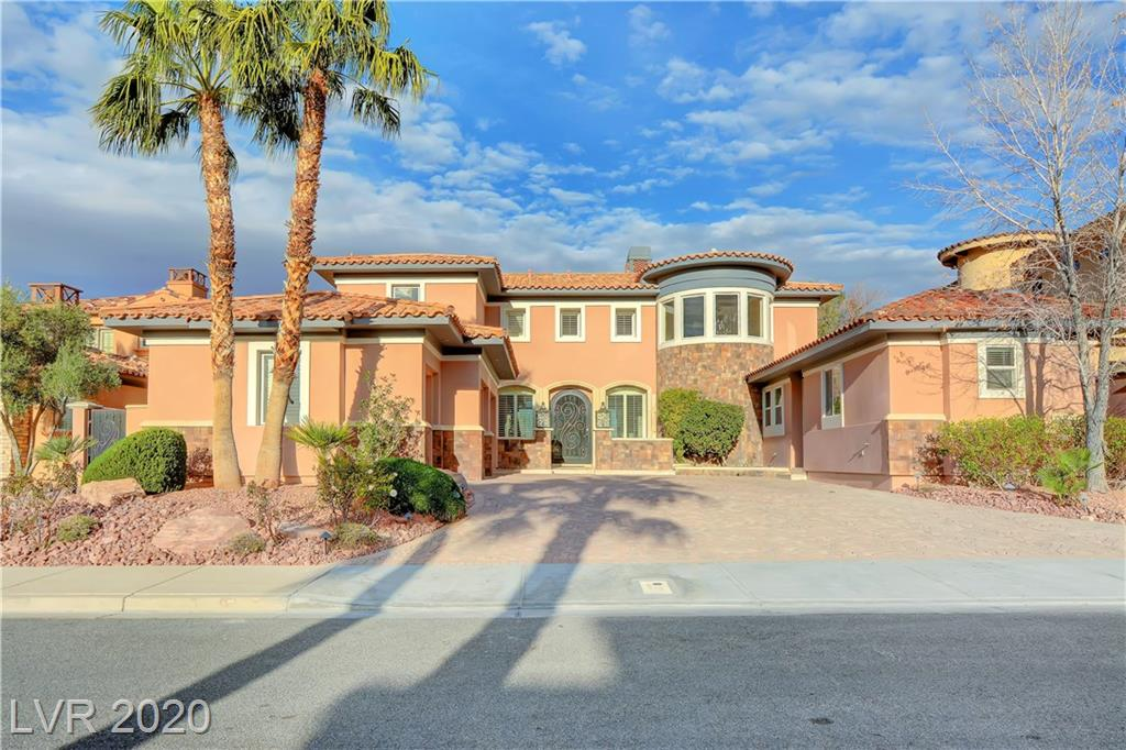 20 Grand Miramar Drive Property Photo - Henderson, NV real estate listing