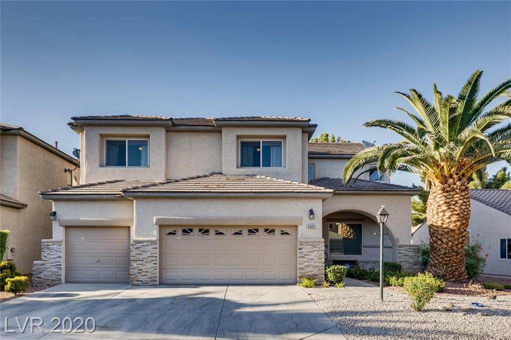 5826 Falling Stream Avenue Property Photo - Las Vegas, NV real estate listing