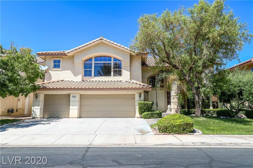 2458 Ram Crossing Way Property Photo - Henderson, NV real estate listing