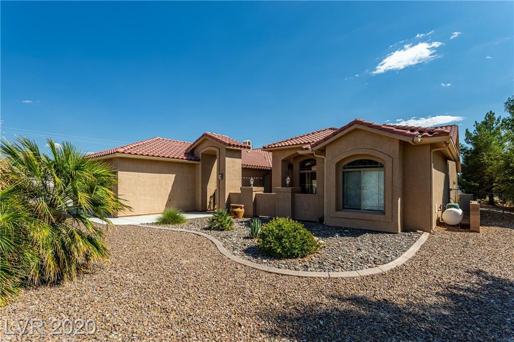 2570 N David Street Property Photo - Pahrump, NV real estate listing