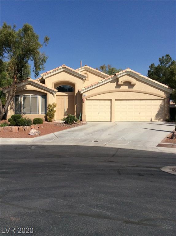 7620 Blue Whirlpool Street Property Photo - Las Vegas, NV real estate listing