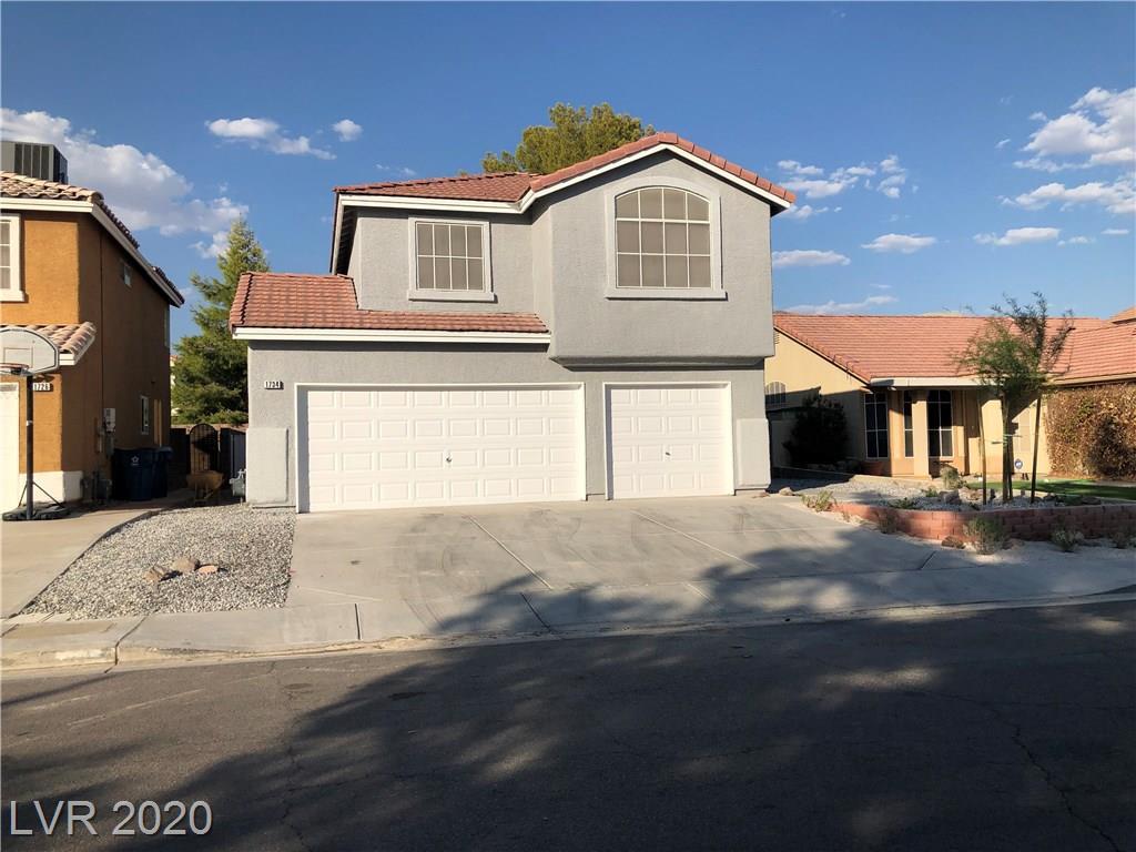 1734 Green Apple Way Property Photo - Las Vegas, NV real estate listing
